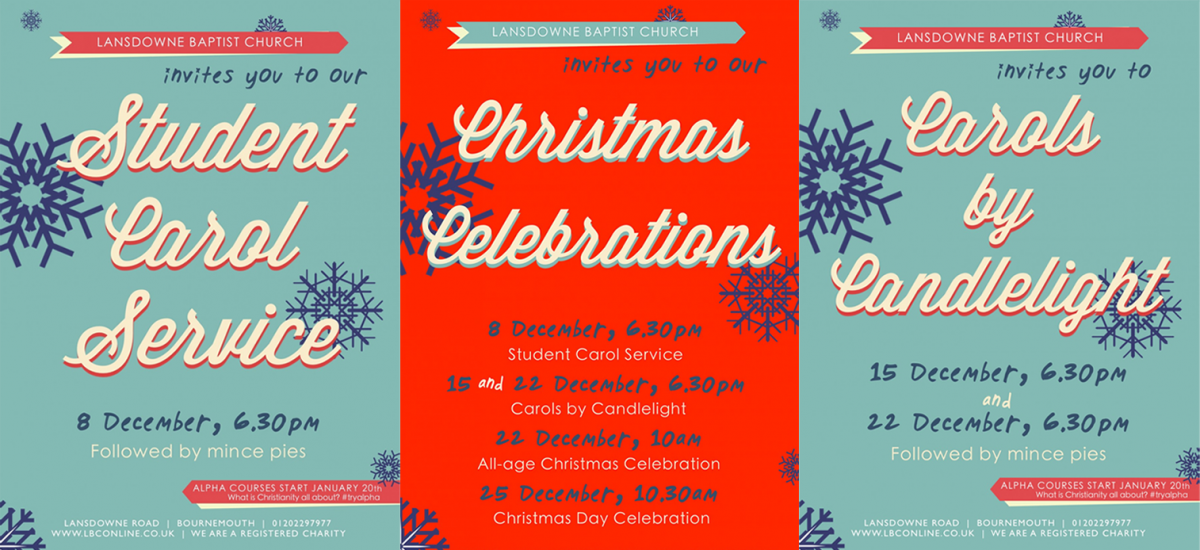 Church Flyer Design Dos And Donts